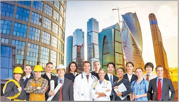بازار کار برای زندگی در کشور روسیه