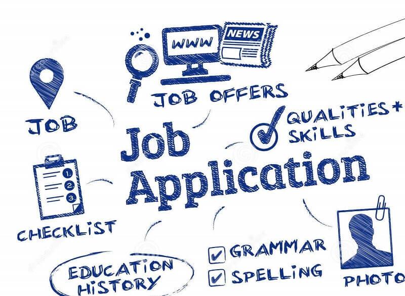 درخواست شغلی در آلمان