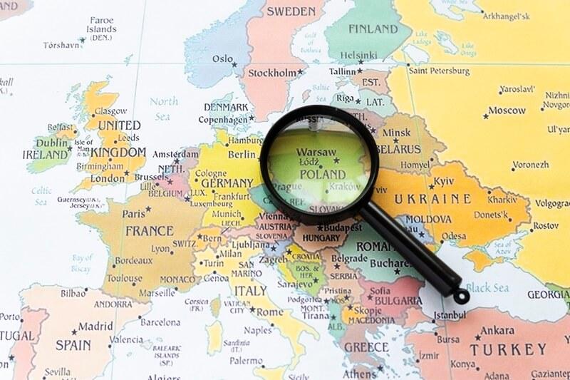 اخذ ویزای تحصیلی لهستان از طریق مطالعه زبان انگلیسی