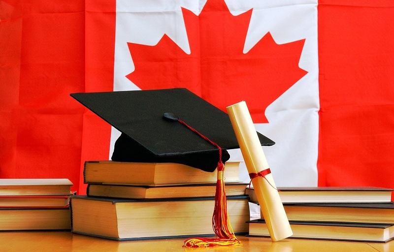 یادگیری زبان انگلیسی در کانادا ، دوره های کالج