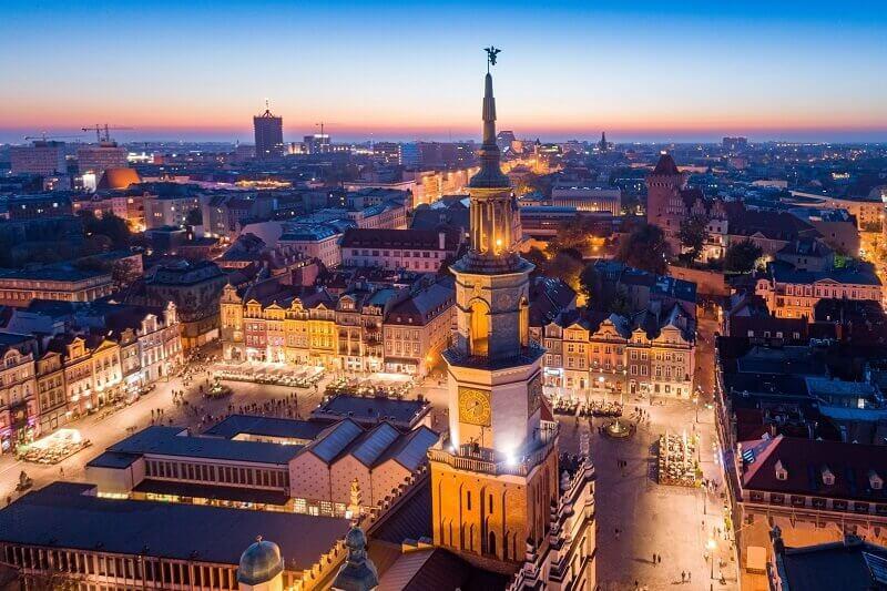لهستان، Poznań