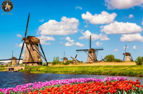 از کشور هلند بیشتر بدانیم…