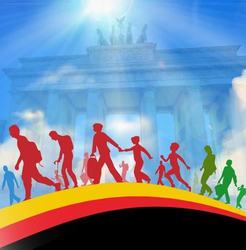 محتوای سوال های آزمون تابعیت آلمان برای کسب اقامت دائم از طریق هنر