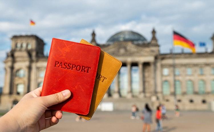 مهاجرت به آلمان از طریق هنر