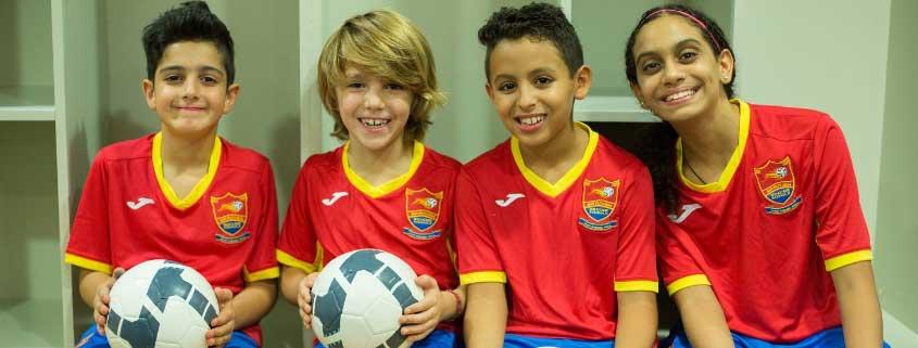 ویزای موقت ورزشی برای آموزش فوتبال در اسپانیا