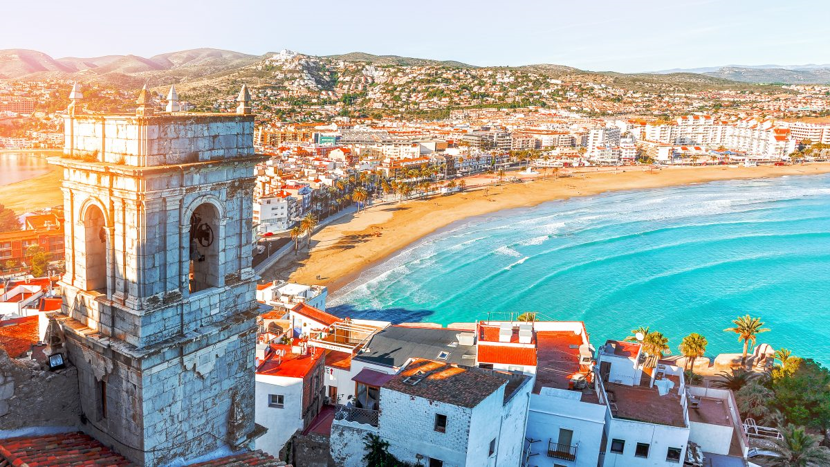 اقلیم اقیانوسی کشور اسپانیا