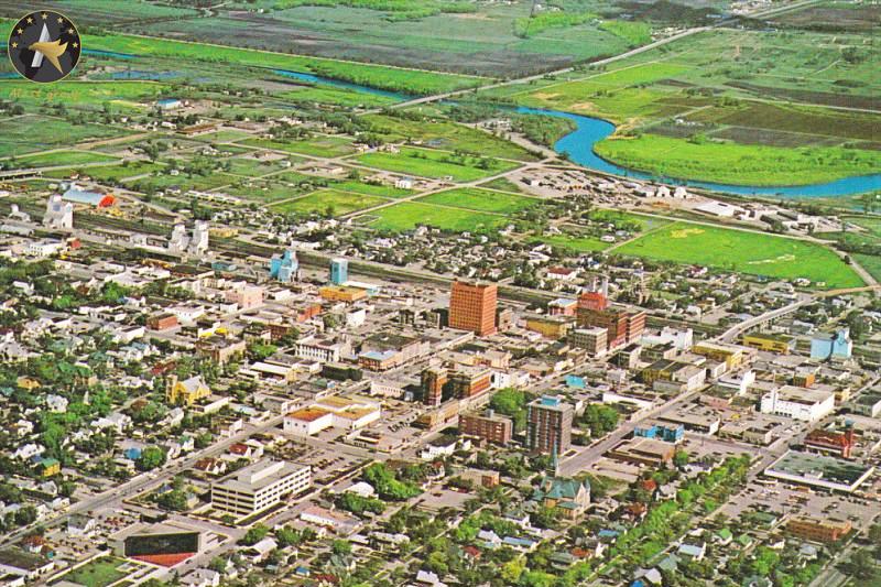 معرفی شهر براندون در کانادا