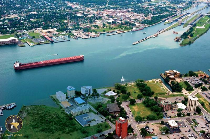 معرفی شهر Sault Ste.Marie در کانادا