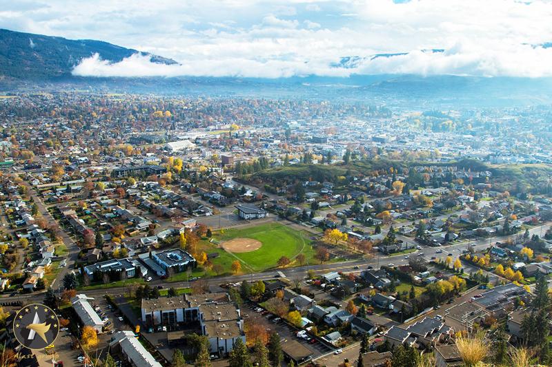 معرفی شهر Vernon در کانادا